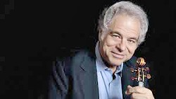 THE MAN BEHIND THE MUSIC In Itzhak, filmmakers delve into the life of violin player Itzhak Perlman. - PHOTO COURTESY OF GREENWICH ENTERTAINMENT