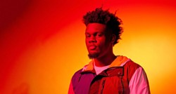 HE BEATS HIS MEAT Sex-obsessed rapper Ugly God brings his booty shaking raps to the Fremont Theater on April 11. - PHOTO COURTESY OF UGLY GOD