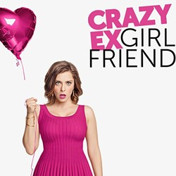 UNWELL Crazy Ex-Girlfriend follows the mental health journey of Rebecca Bunch (Rachel Bloom) amid musical numbers, boyfriends, and cross-country moves to California. - PHOTO COURTESY OF THE CW