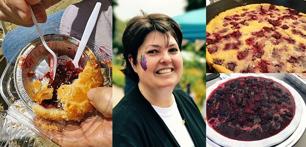 O, HOW I LOVE THEE Olallieberries—baked, tucked, and simmered into all sorts of treats—will get their day in the sun this Saturday, May 5, thanks to the Cambria Chamber of Commerce's second annual Olallieberry Festival. - PHOTOS BY HAYLEY THOMAS CAIN