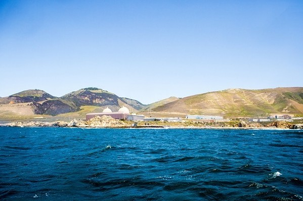 STAFFING DIABLO A state bill co-authored by SLO County's representatives would restore a $352-million employee retention package for Diablo Canyon workers, which they argue is essential for avoiding an early plant shutdown. - FILE PHOTO BY HENRY BRUINGTON