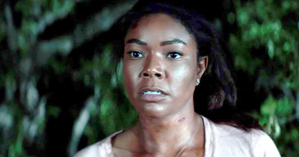 DESPERATE In Breaking In, a mother (Gabrielle Union) must save her two children who are being held hostage. - PHOTO COURTESY OF UNIVERSAL PICTURES