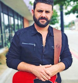 LOCAL MAKES GOOD The Voice contestant Pryor Baird, formerly of Orcutt but now in Nashville, joins the fun at the now-free 25th annual Avila Beach Blues Festival on May 27 at the Avila Beach Golf Resort. - PHOTO COURTESY OF PRYOR BAIRD
