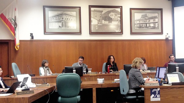 TAX IT? The SLO City Council will decide whether to send a cannabis tax measure in front of voters in November on June 5. - FILE PHOTO BY JAYSON MELLOM