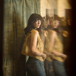 COUNTRY GAL Nashville recording artist Nikki Lane headlines the inaugural Firestone Walker International Beer Fest kick-off Concert at the Paso Robles Event Center on June 1. - PHOTO COURTESY OF JESSICA LEHRMAN