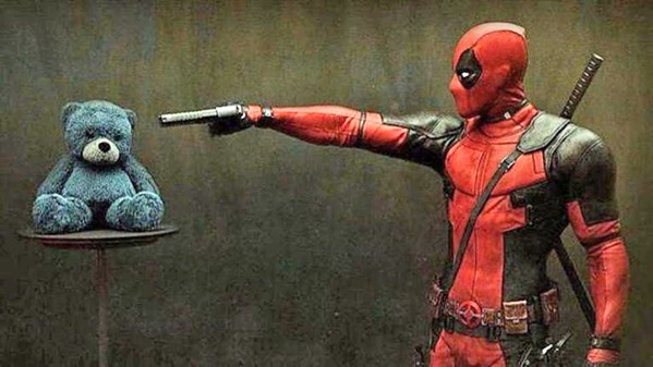 NOT YOUR AVERAGE SUPERHERO Deadpool (Ryan Reynolds) must save a young boy from evil in Deadpool 2. - PHOTO COURTESY OF 20TH CENTURY FOX