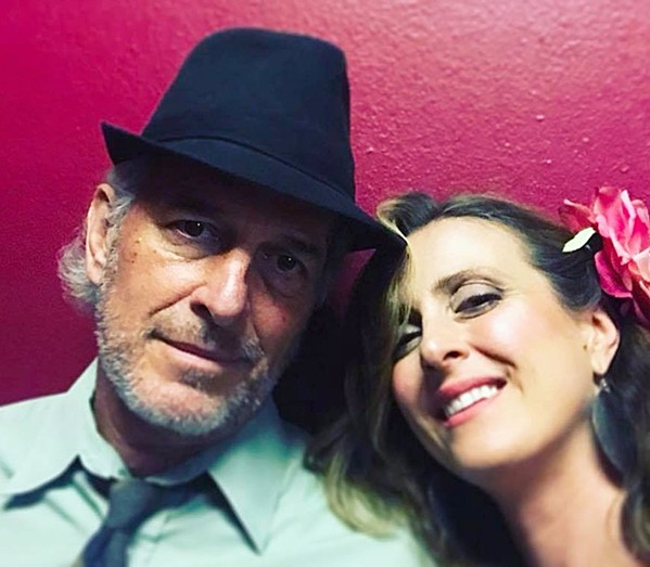 THEY SING THE SONGS Singer-songwriter duo Smitty & Julija (pictured) will join troubadour crooner Jody Mulgrew for a show at The 4 Cats on June 22. - PHOTO COURTESY OF SMITTY & JULIJA