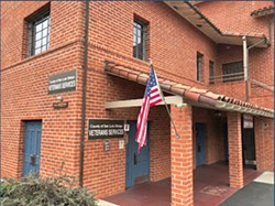 MARCHING FORWARD SLO County's Veterans Services Office has been working to improve itself inside and out over the last two years. - PHOTO COURTESY OF THE SLO COUNTY VETERANS SERVICE OFFICE