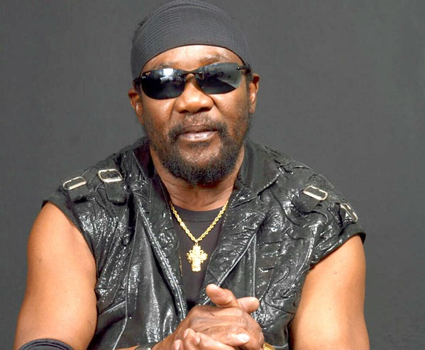 """DO THE REGGAY! Toots and the Maytals play the Fremont Theater on July 6. - PHOTO COURTESY OF FEDERICK """"TOOTS"""" HIBBERT"""