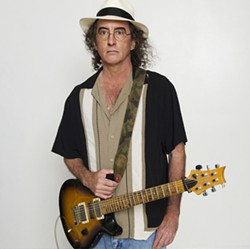 BEST IN THE WEST One of Texas' best singer-songwriters, James McMurtry, plays The Siren on July 6. - PHOTO COURTESY OF JAMES MCMURTRY