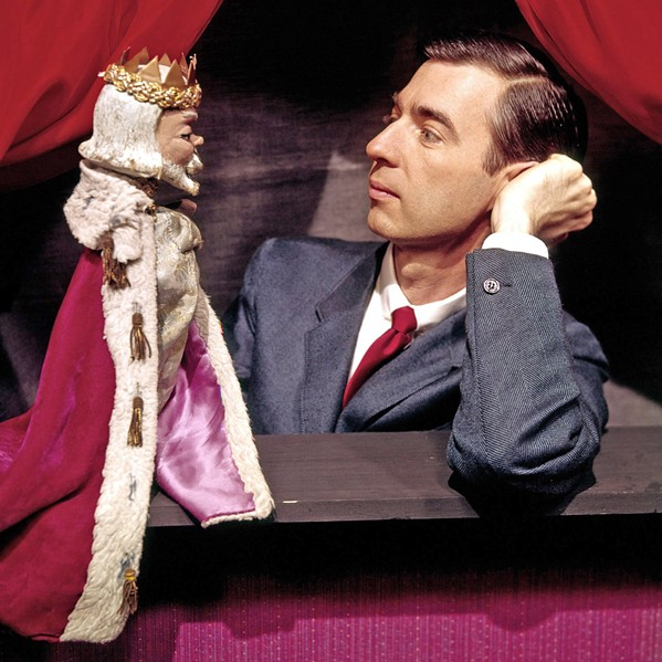 PUPPET PERSONALITIES Fred Rogers used puppets, such as King Friday XIII, to personify different personality types to better communicate with children. - PHOTO COURTESY OF TREMOLO PRODUCTIONS