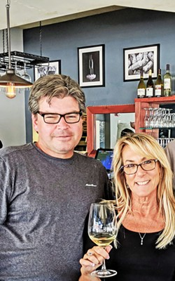OLD AND NEW Farmstead Kitchen and Catering owners John and Nancy McDevitt have decades of restaurant experience under their belts, and it shows. - PHOTO COURTESY OF FARMSTEAD KITCHEN