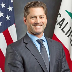 FIGHTING BACK State Assemblyman Jordan Cunningham (R-Templeton) introduced a resolution opposing attempts by the EPA under President Donald Trump that would strip the California of its ability to set its own efficiency stands for vehicles. - PHOTO COURTESY OF THE CALFORNIA STATE ASSYEMBLY