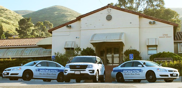 A NEW NORMAL Probation departments like those in SLO and Santa Barbara counties work with other agencies to provide support and assistance to offenders released back into the community under the state's prison realignment efforts. - PHOTO COURTESY OF SLO COUNTY PROBATION DEPARTMENT