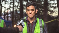 MISSING David Kim's (John Cho) daughter Margot goes missing, leading him to break into her laptop to search for clues, in Searching. - PHOTO COURTESY OF BAZELEVS ENTERTAINMENT