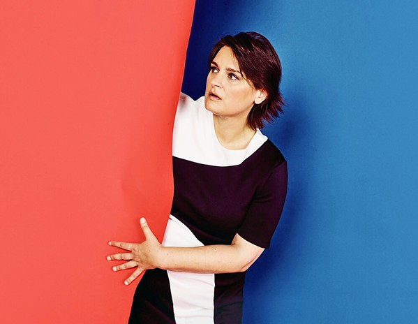 FRANCOPHILE Chanteuse Madeleine Peyroux brings her combination of originals and carefully curated jazz and blues songs to the Fremont Theater on Sept. 22. - PHOTO COURTESY OF MADELEINE PEYROUX