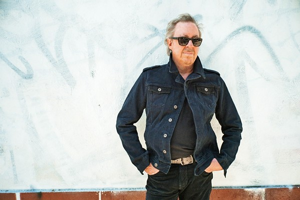 BLUE-EYED SOUL Grammy-winning singer-songwriter/guitarist/vocalist Boz Scaggs plays SLO's Performing Arts Center during a stop in his Out of the Blues tour, on Sept. 25. - PHOTO COURTESY OF BOZ SCAGGS