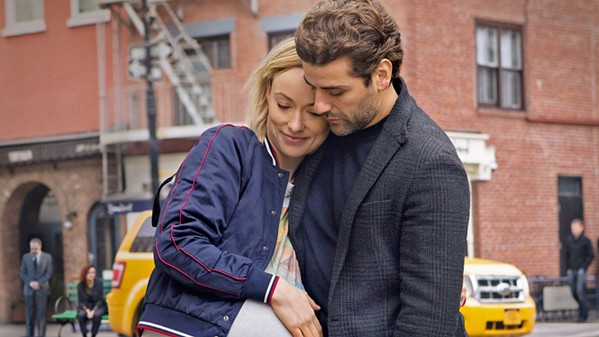 COMPLICATED LOVE Abby (Olivia Wilde) and Will (Oscar Isaac) move from college romance to their first child in the multi-generational saga, Life Itself. - PHOTO COURTESY OF FILMNATION ENTERTAINMENT