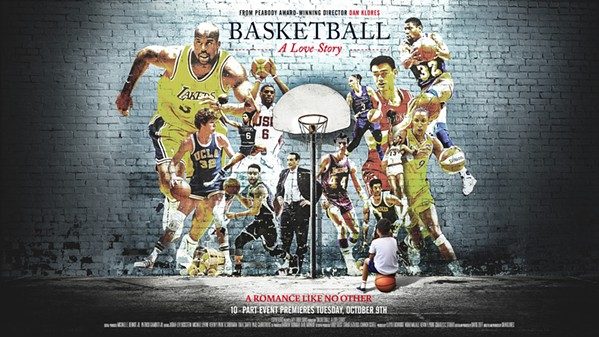 ALL ABOUT HOOPS Basketball: A Love Story is a mosaic of the history of basketball, directed by Dan Klores and broken into 62 short stories spanning 20 hours. - PHOTO COURTESY OF ESPN