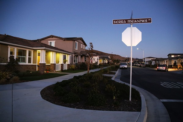 A NEW WAY TO PAY Homeowners in SLO County have the opportunity to pay their property taxes in monthly installments instead of twice per year, thanks to a new program. - FILE PHOTO BY DYLAN HONEA-BAUMANN