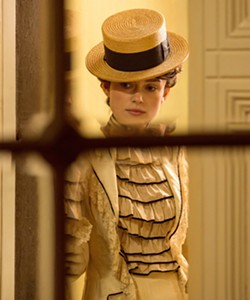 FIRST FEMINIST? Keira Knightley stars as French novelist Sidonie-Gabrielle Colette, who had to reclaim her literary legacy from her husband, in the biopic Colette. - PHOTO COURTESY OF NUMBER 9 FILMS