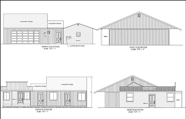 CANNABUSINESS The SLO County planning commission approved plans for a non-storefront cannabis dispensary and distribution facility in Santa Margarita. - PHOTO BY COURTESY OF THE SLO COUNTY PLANNING COMMISSION