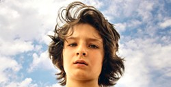 KID STUFF Sunny Suljic stars as Stevie, a 13-year-old from a troubled home who makes new friends at a skate shop, in Mid90s. - PHOTO COURTESY OF A24