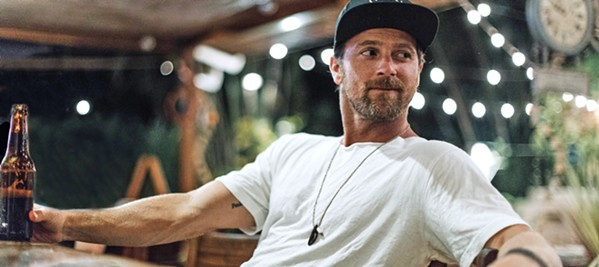 """LAST SHOT Country singer-songwriter Kip Moore, riding high on his single """"Last Shot,"""" plays Oct. 30, at Vina Robles Amphitheatre. - PHOTO COURTESY OF KIP MOORE"""