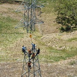 NEW PLAN On Nov. 13, the SLO and Morro Bay City Councils voted to dissolve Central Coast Community Energy. Now they're eyeing a partnership with Monterey Bay Community Power. - FILE PHOTO BY STEVE E. MILLER