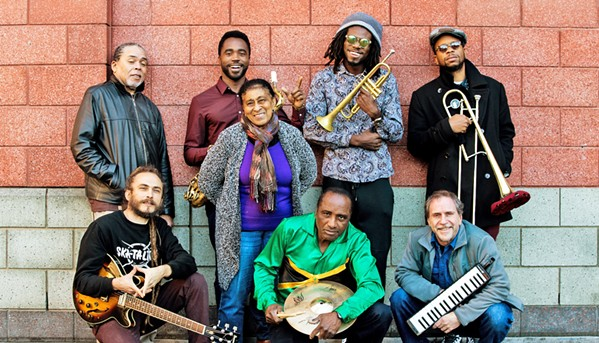 OLD-SCHOOL SKA Jamaica's The Skatalites, which formed in 1964, play The Siren on Nov. 25. - PHOTO COURTESY OF THE SKATALITES