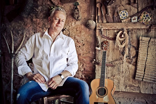 MAGIC FINGERS Amazing acoustic guitarist Tommy Emmanuel (pictured) plays the Fremont Theater on Dec. 13, with Jerry Douglas. - PHOTO COURTESY OF SIMONE CECCHETTI