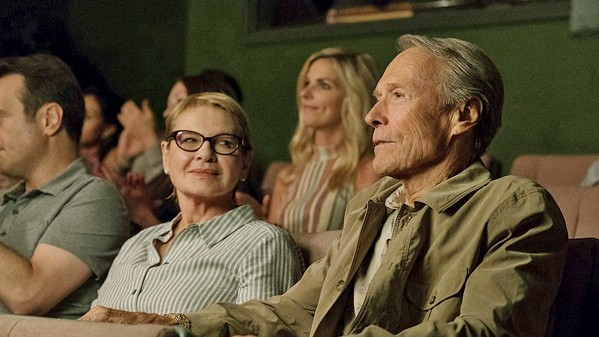 RECONCILIATION Can divorced Mary (Dianne Wiest) and Earl Stone (Clint Eastwood) find a way to overcome their long estrangement? - PHOTOS COURTESY OF WARNER BROS.