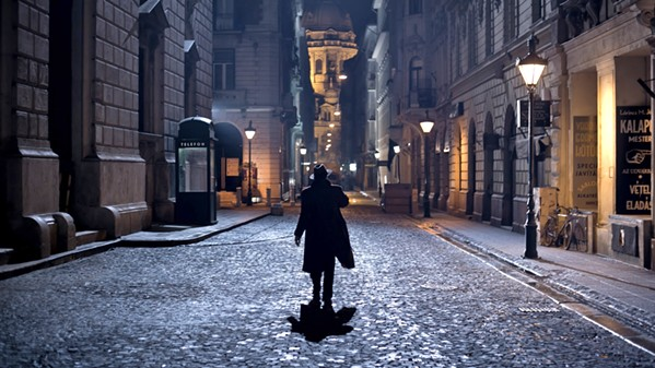 FILM NOIR The ninth annual SLO Jewish Film Festival presents Budapest Noir on Jan. 6 at 1:30 p.m. at the Palm. A discussion with director Ava Gadros follows the screening. - PHOTO COURTESY OF PIONEER PICTURES