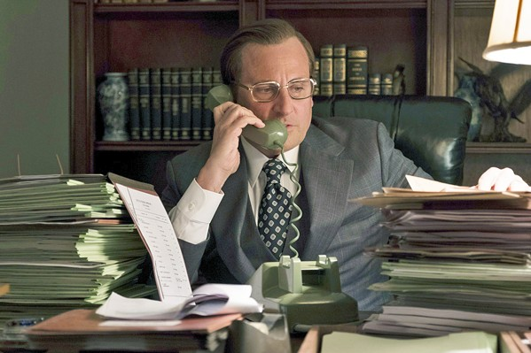 HIDDEN AGENDA Steve Carell stars as Donald Rumsfeld, who had a pivotal role in the misguided Iraq War. - PHOTOS COURTESY OF ANNAPURNA PICTURES