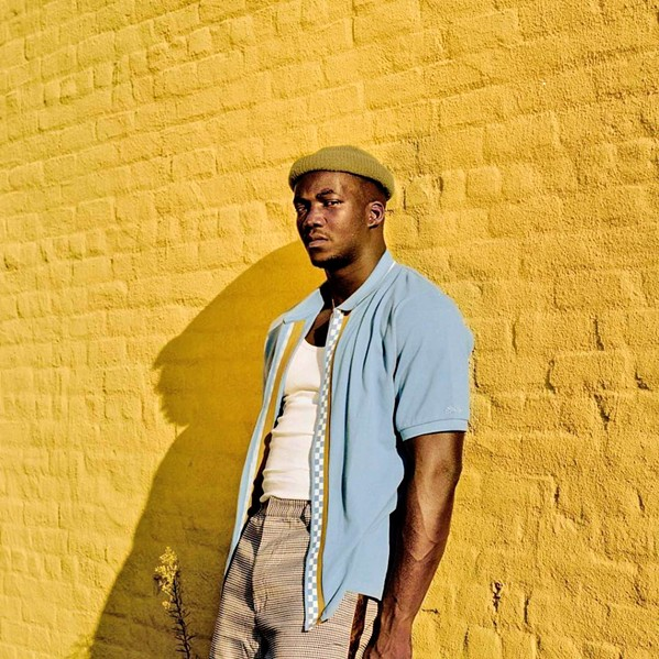 SOULMAN Up-and-coming English soul man Jacob Banks plays the Fremont Theater on Jan. 25. - PHOTO COURTESY OF JACOB BANKS