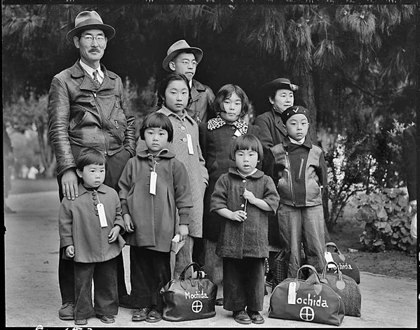 AMERICAN SHAME The 2017 documentary, And Then They Came For Us, about Japanese American internment, will screen Feb. 20, at Cal Poly. - PHOTO COURTESY OF SOCIAL ACTION MEDIA