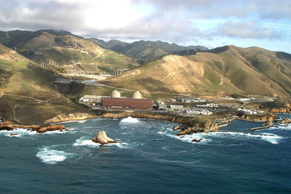 WHAT'S IN STORE? SLO County wants a more influential role in determining the future of Diablo Canyon Power Plant's facilities and surrounding lands. - FILE PHOTO BY STEVE E. MILLER