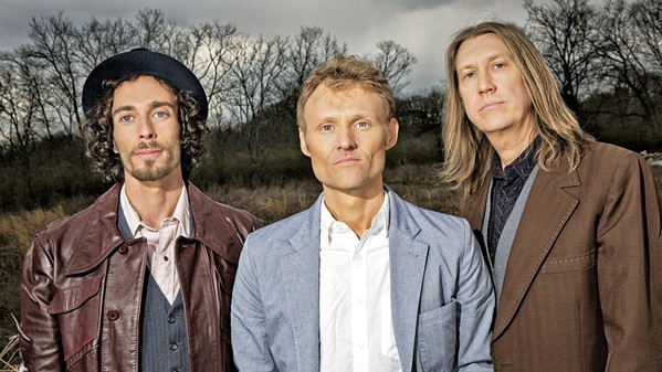 FOLKTASTIC Power trio The Wood Brothers play the Fremont Theater on March 3. - PHOTO COURTESY OF THE WOOD BROTHERS