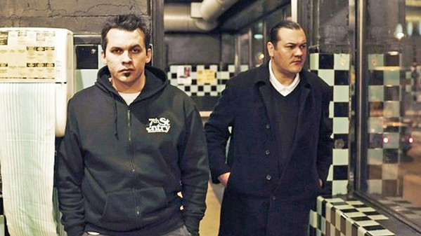 GOOD MIDWESTERN BOYZ Twin Cities hip-hop duo Atmosphere plays a Numbskull and Good Medicine Presents show at the Fremont Theater, on March 10. - PHOTO COURTESY OF ATMOSPHERE