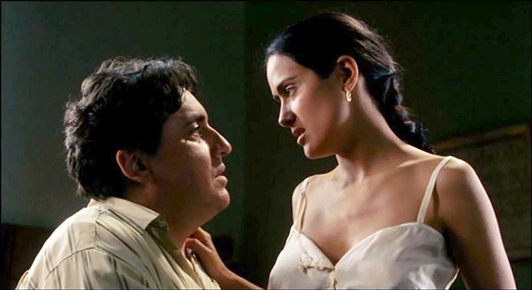 EPIC ARTIST Alfred Molina was Mexican muralist Diego Rivera opposite Salma Hayek as Frida Kahlo in the 2002 film Frida. - PHOTO COURTESY OF HANDPRINT ENTERTAINMENT