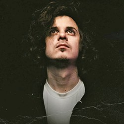 SLAM POET Hip-hop artist and slam poet Watsky plays the SLO Brew Rock Event Center on March 20. - PHOTO COURTESY OF WATSKY