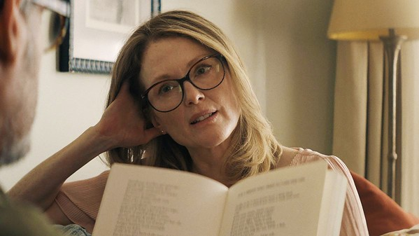 UNEXPECTED ROMANCE A free-spirited divorcee (Julianne Moore) relearns the complications of dating, in the romantic drama, Gloria Bell. - PHOTO COURTESY OF A24