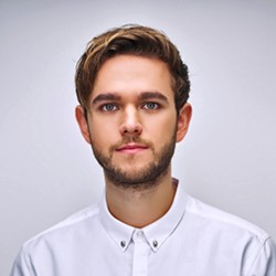 DANCING KING Russian-German producer, DJ, multi-instrumentalist, and songwriter Anton Zaslavski—known professionally as Zedd—plays the Avila Beach Golf Resort on April 16. - PHOTO COURTESY OF ZEDD