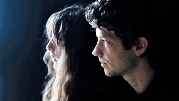 DREAMERS Pop duo Beach House, featuring Victoria Legrand and Alex Scally, play the Alex Madonna Expo Center on April 30. - PHOTO COURTESY OF BEACH HOUSE