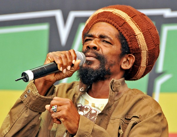 OLD SCHOOL Iconic Jamaican reggae star Cocoa Tea plays Morro Bay's The Siren on May 7. - PHOTO COURTESY OF COCOA TEA