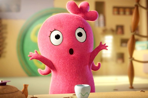 BE YOURSELF Kelly Clarkson voices Moxy, a free-spirited doll who struggles with being different and her desire for affection and self-acceptance, in UglyDolls. - PHOTO COURTESY OF STX ENTERTAINMENT