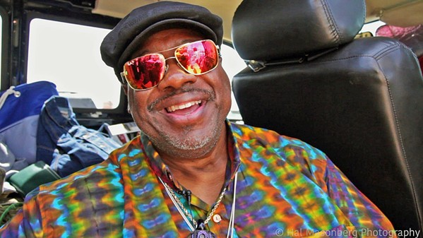 B-3 KING Jerry Garcia's longtime Hammond B-3 player Melvin Seals plays the Fremont on May 24. - PHOTO COURTESY OF MELVIN SEALS