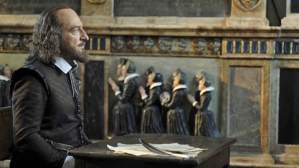 TO BE Kenneth Branagh (left) directs himself as renowned playwright William Shakespeare in the final days of his life, in All Is True. - PHOTO COURTESY OF TKBC