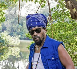 THE ROSE Reggae legend Mykal Rose plays Presqu'ile Winery on June 1, with Sly and Robbie. - PHOTO COURTESY OF MYKAL ROSE