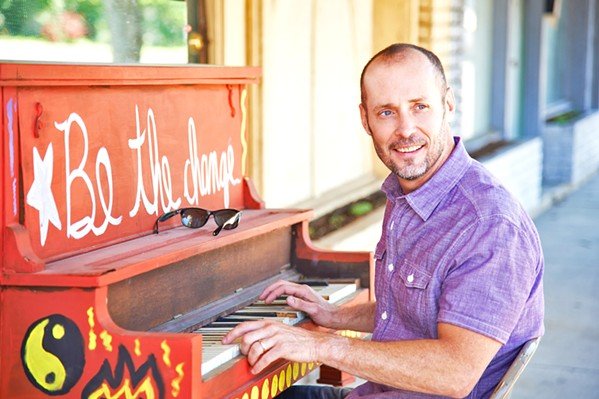 PREACHER'S SON Southern rock, blues, and gospel singer Paul Thorn plays Presqu'ile Winery on July 6. - PHOTO COURTESY OF PAUL THORN